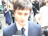 Daniel Radcliffe misses Richard Harris
