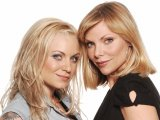 Samantha Janus and Rita Simons
