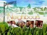 Model completes work on 'Neighbours'