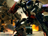 Bay: 'Transformers 3 will have less action'