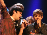 Klaxons to release album in early 2009