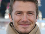 David Beckham fooled by fake TV star