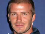 Beckham is named 'most masculine man'