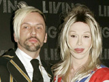 Pete Burns 'arrested after bust-up'