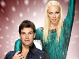 Gethin Jones voted off 'Strictly'