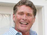 Hasselhoff: 'Jordan is feisty and stunning'