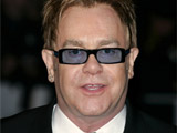 Elton John 'dedicates song to Jackson'