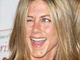 Patrick: 'Aniston is too old to play me'