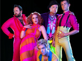 Scissor Sisters 'inspired by sex parties'