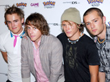 McFly return to T4 On The Beach