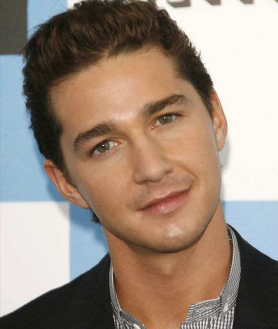 Mr. September: Shia LaBeouf. Sexy Shia stars in two of 2008's most ...