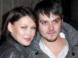 Emma Willis: 'Matt is a great dad'
