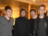 Arctic Monkeys planning sky-diving trip
