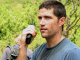 Matthew Fox keeps quiet on 'Lost' ending