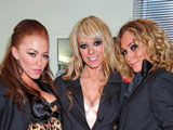 Atomic Kitten singers 'avoid each other'