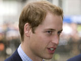 Prince William 'sleeps rough for charity'