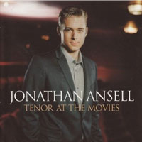 Jonathan Ansell: 'Tenor At The Movies'