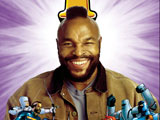 Mr T to feature in graphic novel