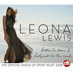 Leona Lewis: 'Better In Time' / 'Footprints In The Sand'