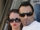 Spears's ex Ghalib sued for hit and run