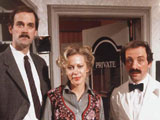 John Cleese ('Fawlty Towers: Re-Opened')