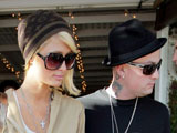 Benji Madden ex not angry with Hilton