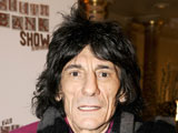 Ronnie Wood's wife speaks about his 'affair'