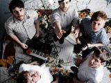 Foals 'announce second album details'