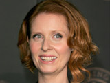 Cynthia Nixon discusses wedding plans