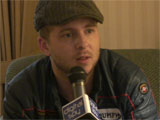 Tedder: 'Halo wasn't written for Leona'