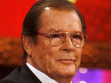 Depp tipped for Roger Moore biopic