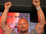 WWE star Steve Austin is 'Stranger'