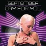 September: 'Cry For You'