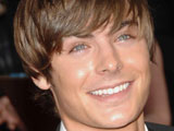 Efron celebrates 21st with 'Musical' cast