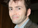 Tennant dates 'Doctor Who' daughter