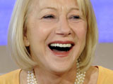 Mirren: 'My husband isn't romantic'
