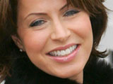 Natasha Kaplinsky gives birth to son