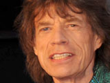 Wood's son brawls at Jagger party