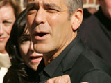 Clooney, Fox named 'top party guests'