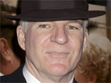Steve Martin records bluegrass album