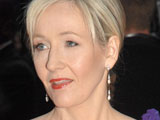JK Rowling honored in France