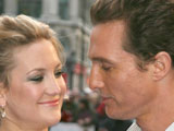 Hudson, McConaughey hope for third film