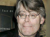 Stephen King tapped for new album?