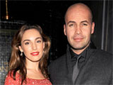 Kelly Brook 'back together' with Zane
