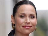 Minnie Driver posts baby pic on MySpace