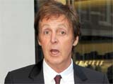 McCartney enjoyed 'macaroni Christmas'