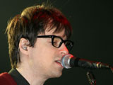 Weezer singer 'hospitalized after crash'