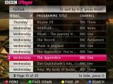 BBC iPlayer content enters Virgin EPG