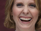 Cynthia Nixon confirms engagement