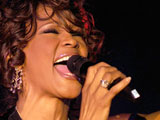 Whitney Houston's new album 'put forward'